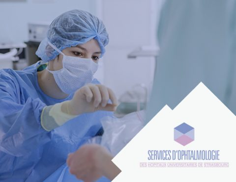 Service d'ophtalmologie de Strasbourg